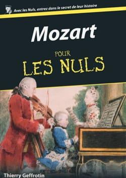 Mozart pour les nuls Thierry GEFFROTIN Livre Les Hommes - laflutedepan