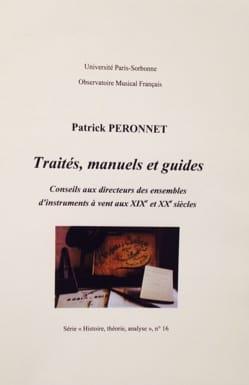 Traités, manuels et guides - Patrick PERONNET - laflutedepan.com