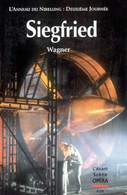 Avant-scène opéra (L'), n° 229 : Siegfried WAGNER Livre laflutedepan