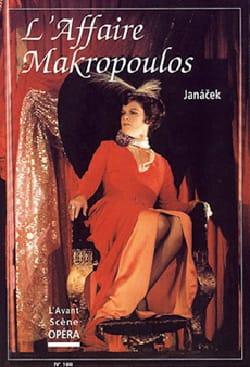 Avant-scène opéra (L'), n° 188 : L'Affaire Makropoulos - laflutedepan.com
