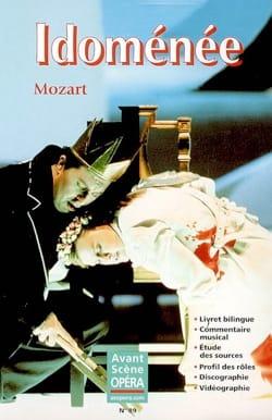 Avant-scène opéra (L') n° 89 : Idoménée MOZART Livre laflutedepan