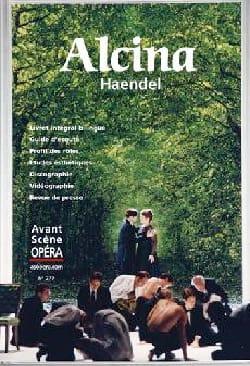 Avant-scène opéra (L'), n° 277 : Alcina HAENDEL Livre laflutedepan