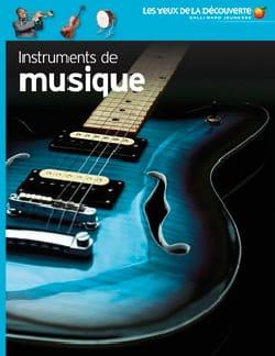 Les instruments de musique Neil ARDLEY Livre laflutedepan