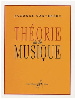 Jacques CASTÉRÈDE - Theory of music - Book - di-arezzo.com