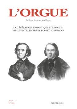 Revue - L'Orgue, n° 289 (2010/I) - Livre - di-arezzo.fr