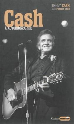 Cash : l'autobiographie Johnny CASH Livre Les Hommes - laflutedepan