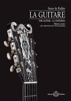 La Guitare, vol. 2 : Mirecourt, les provinces françaises - laflutedepan.com