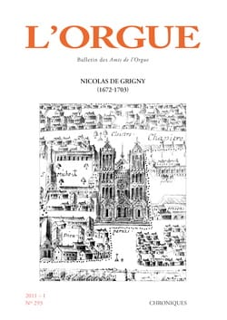 Revue - L'Orgue, n° 293 (2011/I) - Livre - di-arezzo.fr