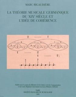 La théorie musicale germanique du XIXe siècle et l'idée de cohérence - laflutedepan.com