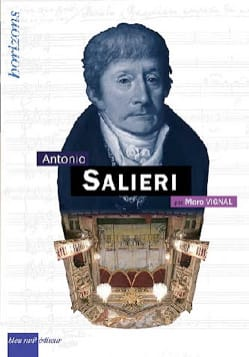 Antonio Salieri - Marc VIGNAL - Livre - Les Hommes - laflutedepan.com
