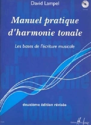 David LAMPEL - Practical handbook of tonal harmony - Book - di-arezzo.co.uk