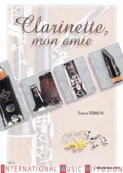 Clarinette, mon amie Ernest FERRON Livre laflutedepan