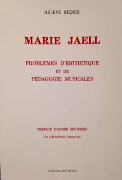 Marie Jaell : Problemes d'esthétique et de pédagogie musicales - laflutedepan.com