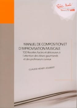 JOUBERT Claude-Henri - Manual of Musical Composition and Improvisation - Book - di-arezzo.co.uk