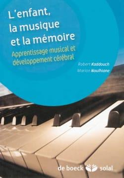 L'enfant, la musique et la mémoire laflutedepan