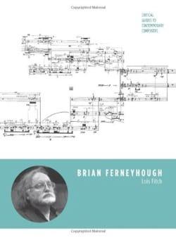 Brian Ferneyhough Lois FITCH Livre Les Hommes - laflutedepan