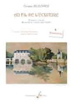 Christian BELLEGARDE - Au fil de l'écriture : 1er recueil (réalisations) - Livre - di-arezzo.fr