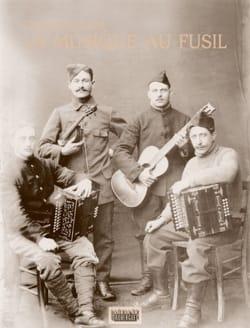 La musique au fusil Claude RIBOUILLAULT Livre laflutedepan