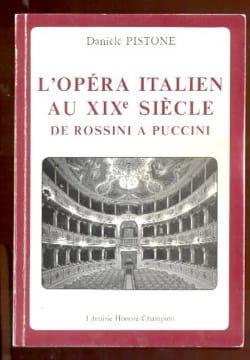 L'opéra italien au XIXe siècle : de Rossini à Puccini - laflutedepan.com