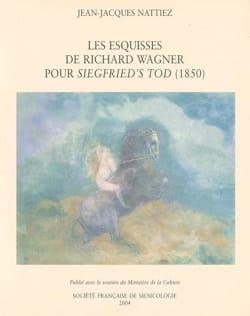 Les esquisses de Richard Wagner pour Siegfried's Tod (1850) : essai de poïétique - laflutedepan.com