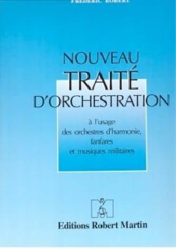 DONDEYNE Désiré / ROBERT Frédéric - Traité d'instrumentation et d'orchestration - Livre - di-arezzo.fr
