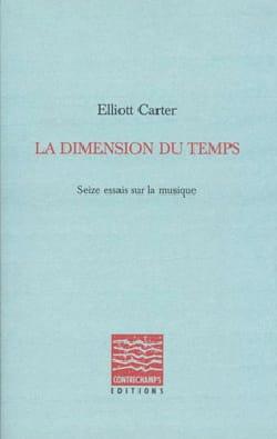 La Dimension du temps. Seize essais sur la musique - laflutedepan.com