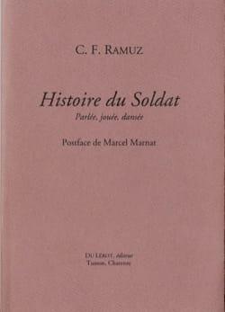 Histoire du soldat RAMUZ Charles-Ferdinand Livre laflutedepan