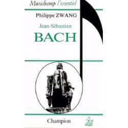 Jean Sébastien Bach - Philippe ZWANG - Livre - laflutedepan.com