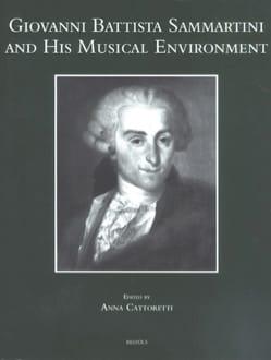 Giovanni Battista Sammartini and His Musical Environment - laflutedepan.com
