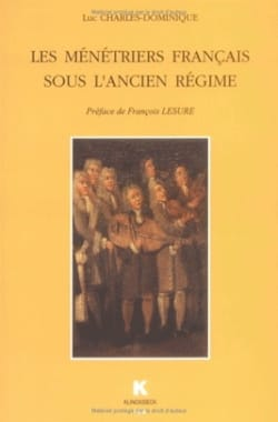 Les ménétriers français sous l'ancien régime - laflutedepan.com
