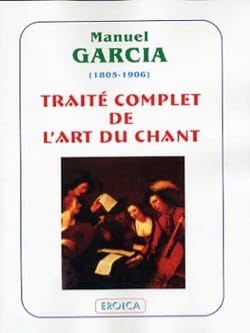 Manuel GARCIA - Complete treatise on the art of singing - Book - di-arezzo.co.uk