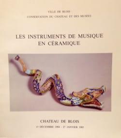 Les Instruments de musique en céramique - laflutedepan.com