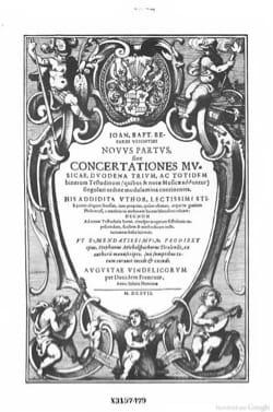 Novus partus, sive concertationes dodena trium... laflutedepan