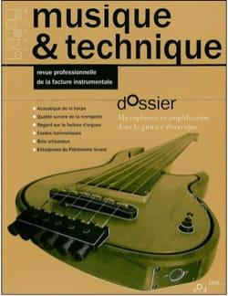 Musique et technique n° 3 (2008) - Revue - Livre - laflutedepan.com