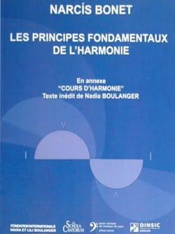 Narcis BONET - Les principes fondamentaux de l'harmonie - Libro - di-arezzo.it