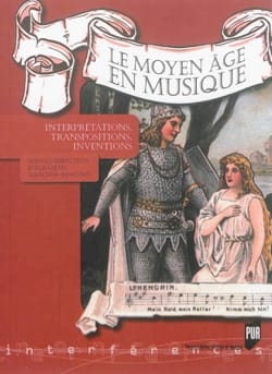 Élisabeth dir. GAUCHER-RÉMOND - The Middle Ages in music: interpretations, transpositions, inventions - Book - di-arezzo.co.uk