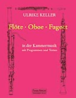 Flöte, Oboe, Fagott in der Kammermusik - laflutedepan.com