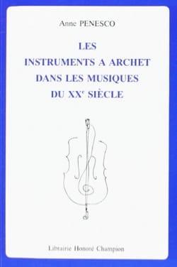 Les instruments à archet dans les musiques du XXe siècle laflutedepan