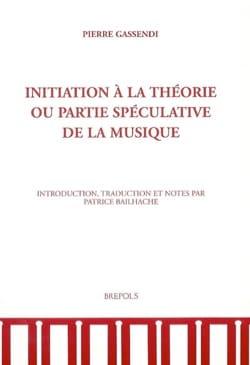 Initiation à la théorie ou Partie spéculative de la musique - laflutedepan.com