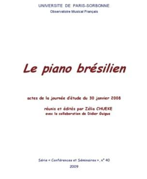 Le piano brésilien - Partition - laflutedepan.com