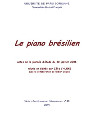 - Le piano brésilien - Partition - di-arezzo.fr