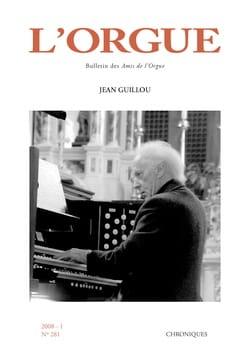 Revue - L'Orgue, n° 281 (2008/I) - Livre - di-arezzo.fr