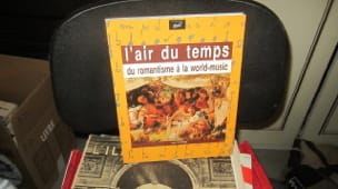 Collectif - L'air du temps : du romantisme à la world-music - Livre - di-arezzo.fr