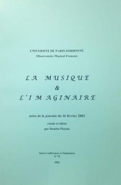 La musique et l'imaginaire - Danièle dir. PISTONE - laflutedepan.com