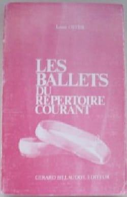 Les ballets du répertoire courant Louis OSTER Livre laflutedepan