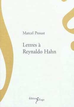 Lettres à Reynaldo Hahn Marcel PROUST Livre Les Arts - laflutedepan