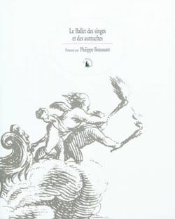 Le ballet des singes et des autruches - Collectif - laflutedepan.com
