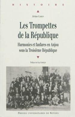 Jérôme CAMBON - Les trompettes de la République - Livre - di-arezzo.fr