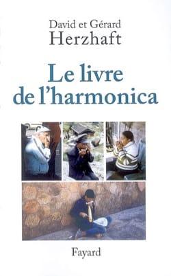 Le livre de l'harmonica - David HERZHAFT - Livre - laflutedepan.com