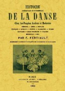 Histoire anecdotique et pittoresque de la danse laflutedepan